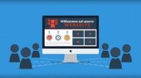 Wordpress, CMS, Magento, was ist Webhosting? 8SOLUTIONS.de erklärt Webhosting in 2 1/2 Minuten.