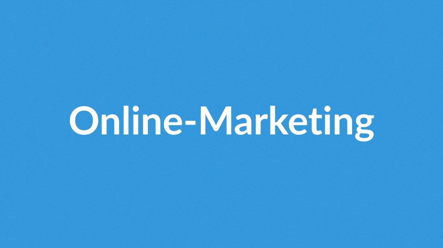 Erklärung: Eine starke Online-Marketing-Strategie wird Ihnen helfen, Ihr Geschäft anzukurbeln